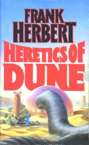 Heretics of Dune book cover